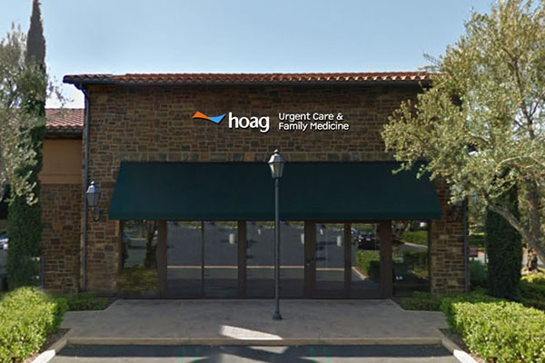 Orchard Hills Hoag Urgent Care & Family Medicine