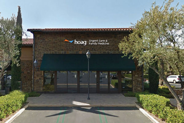 Orchard Hills Hoag Urgent Care & Family Medicine in Irvine