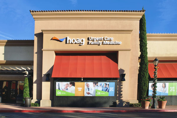 Hoag Urgent Care Newport Coast